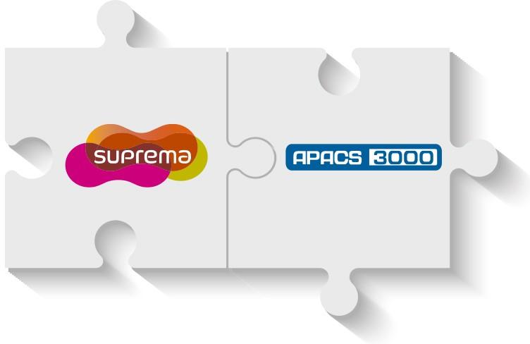 Модуль интеграции биометрических считывателей Suprema в СКУД под управлением ПК APACS 3000