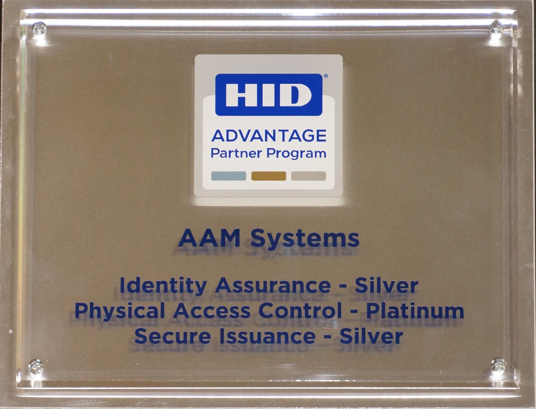 Сертификат HID Global