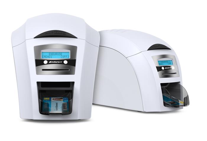 Термотрансферный принтер для пластиковых карт Enduro 3E