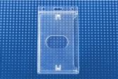 жесткий прозрачный диспенсер для пластиковой карты