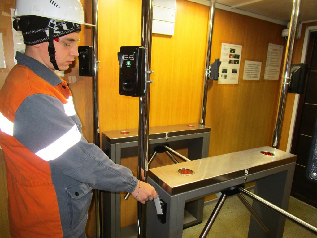 Алкотестирование и системы позиционирования в шахтах