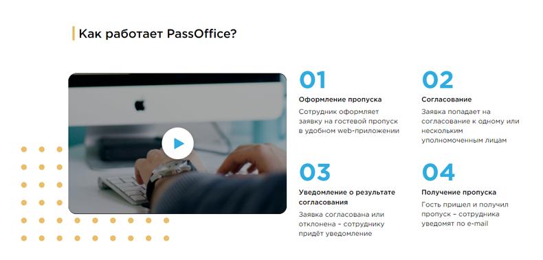 Перейти на сайт www.passoffice.ru
