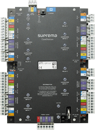 Suprema Corestation